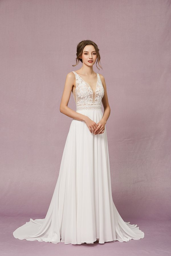 Bridal Wear | Lily - BLISS | Affordable Wedding Dresses by Applique.Design