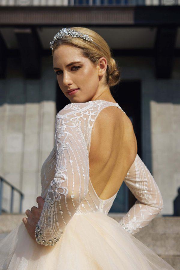 Bridal Wear   The Mystified   Affordable Wedding Dresses by Applique.Design